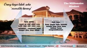 Farouk Amsyari (Trainer Laris Terbaik, Trainer Motivator Keuangan, Entrepreneur, dan Manajerial Perusahaan & PemasaranUKM)-Pensiun Dini Pensiun Kaya- The Millionaire Mindset8