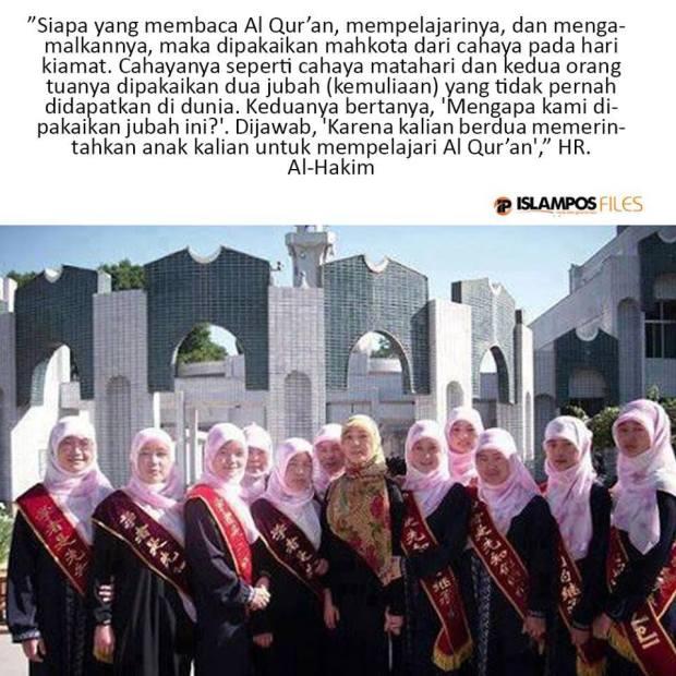 hafidzah china (source : islampos.com)